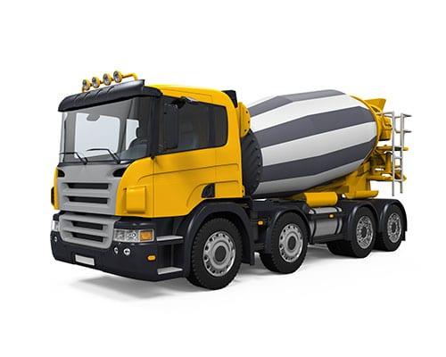 Assurance camion beton